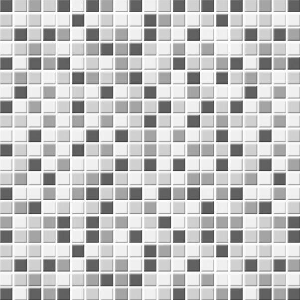 cinza e branco
