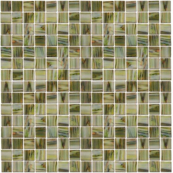 Pastilhas Adesivas Simples em Tons de Verde miscelânea