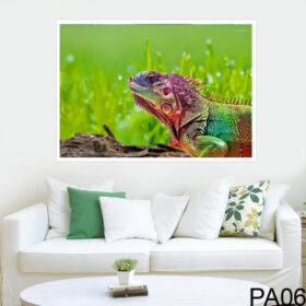 Painel para Parede Adesivo Animal para Quarto e Sala