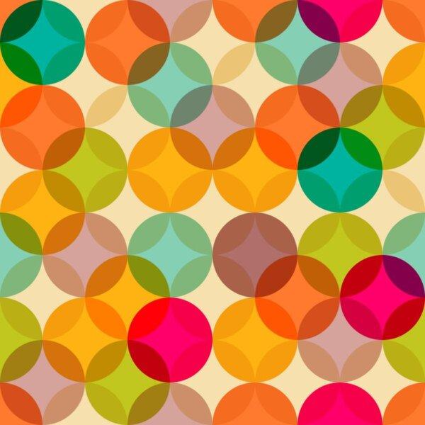 Pastilha Adesiva Simples coloridas para decoração de ambientes.