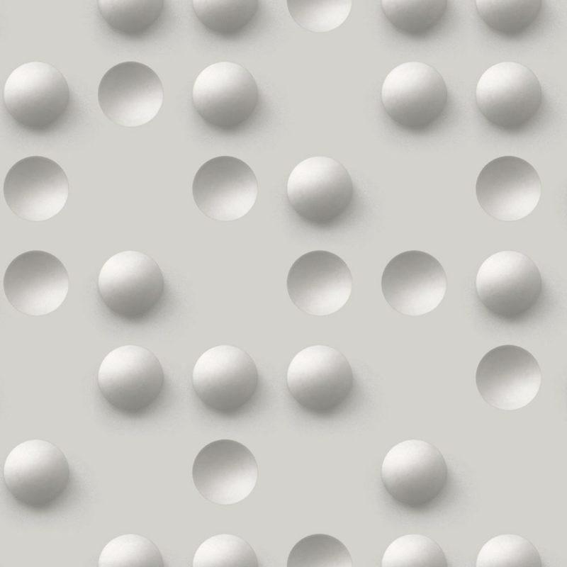 3d circulo esfera prata.
