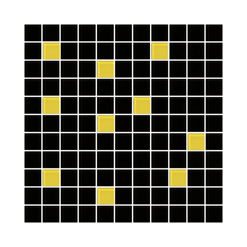 amarela e preta